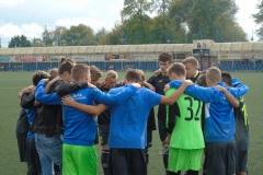B1 II liga wojewódzka Skra Częstochowa vs Zagłębie Sosnowiec