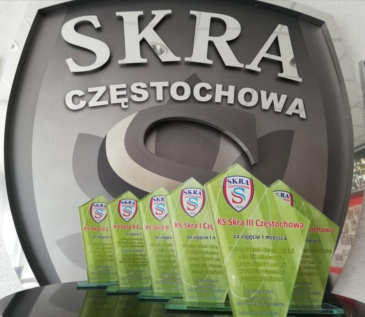 Gala Podsumowania Sezonu 2018/2019 Okręgowego Związki Piłki Nożnej oraz Podokręgu Częstochowy.