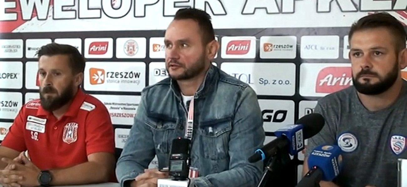 Trenerzy o meczu Resovia – Skra