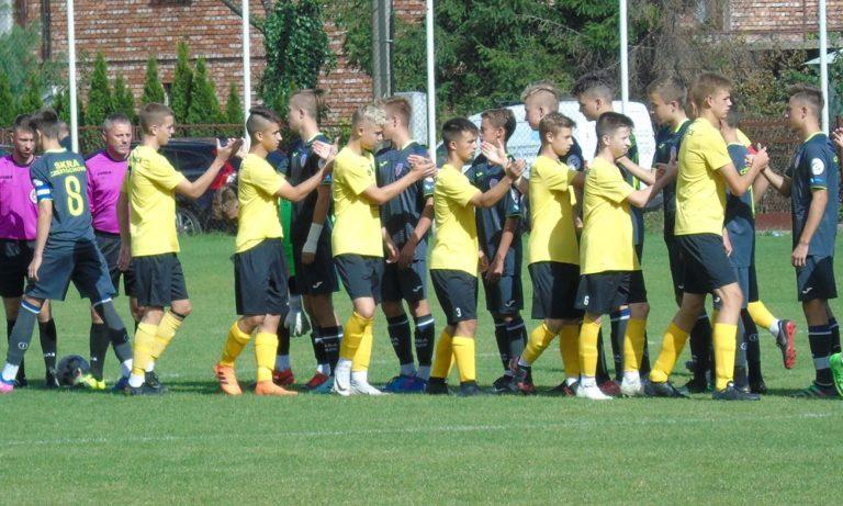 Junior B1: II liga wojewódzka: Remis z faworyzowanymi Katowicami.