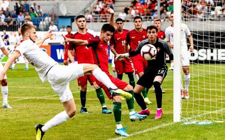Mateusz Bondarenko rozegrał kolejny mecz w reprezentacji Polski