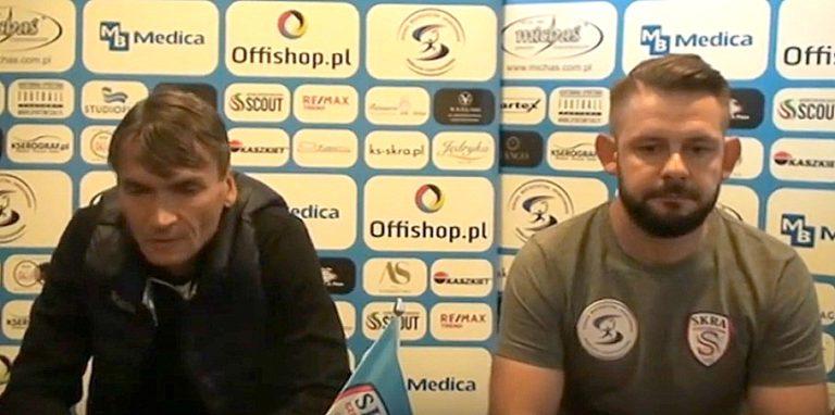 Trenerzy o meczu Skra – Olimpia
