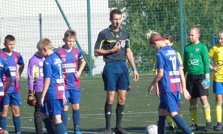 I Liga Młodzik D1: Zgodnie z planem- wygrana w Żorach.