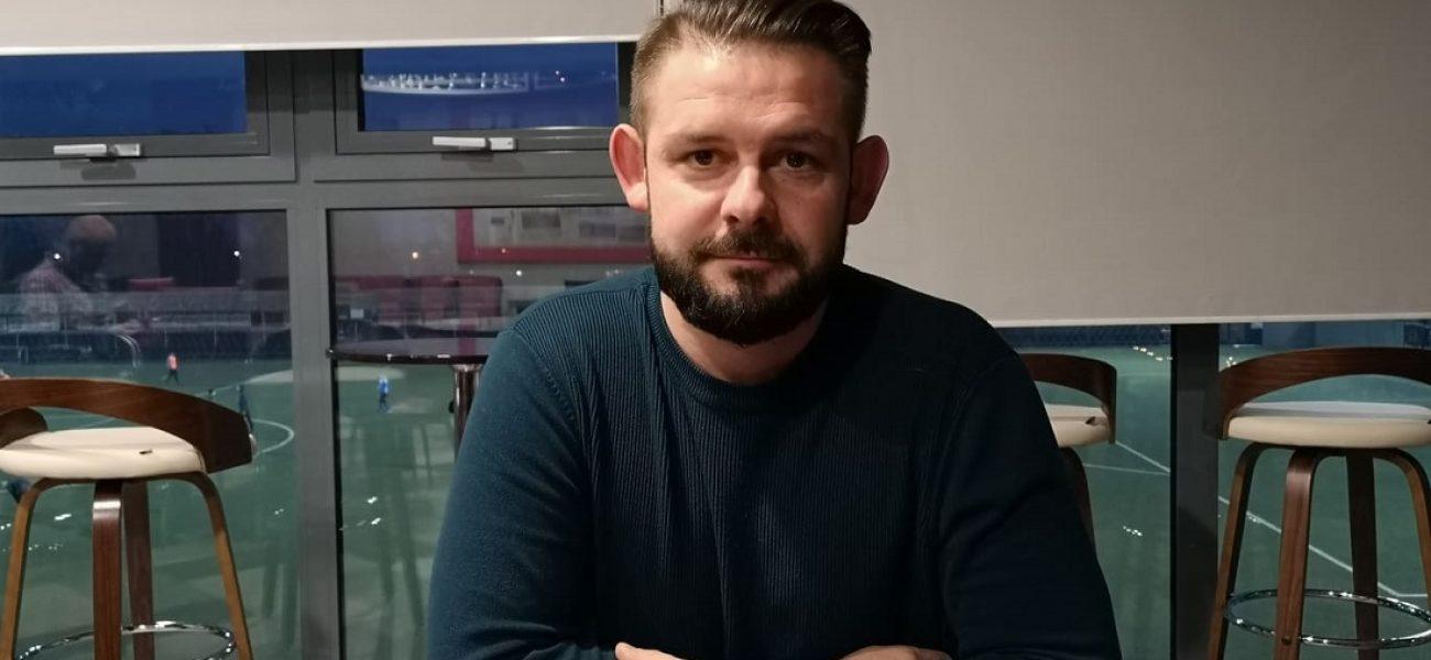 """Paweł Ściebura: """"Jeśli o coś się obawiam, to o regenerację zawodników"""""""