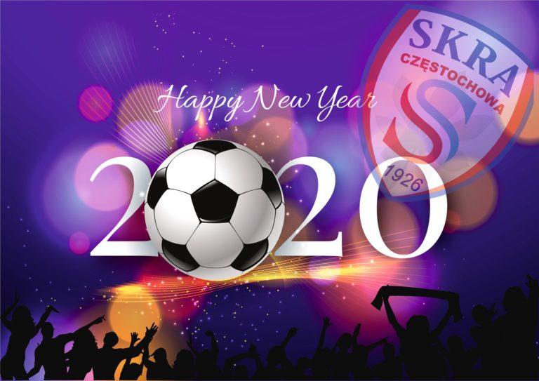 Szczęścia i sukcesów w nowym 2020 roku !