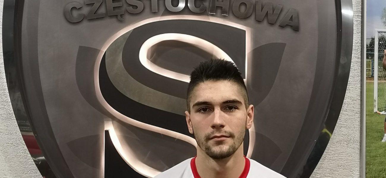 Lucjan Zieliński nowym zawodnikiem Skry