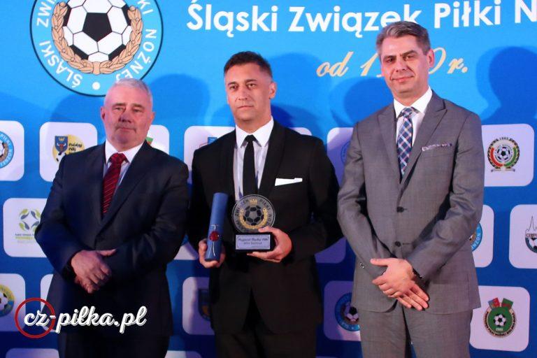 Działacze i trenerzy Skry odznaczeni na Gali 100-lecia Śląskiego Związku Piłki Nożnej