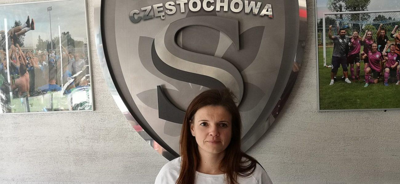 """Ewelina Kaczmarzyk: """"Mamy ambitny zespół, który wie co chce osiągnąć"""""""