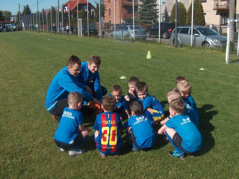 Rocznik 2014 rozpoczął treningi