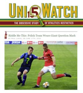 Uni Watch skan