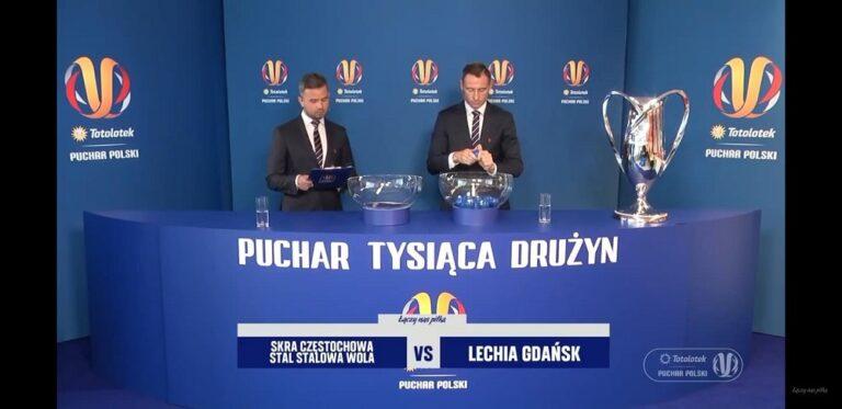 Lechia Gdańsk ewentualnym rywalem Skry w Pucharze Polski!
