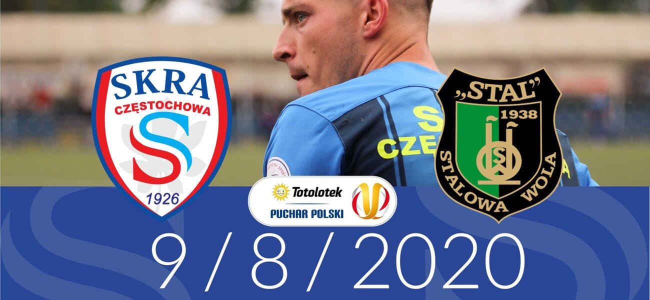 Bilety, akredytacje na Totolotek Puchar Polski ze Stalą Stalowa Wola