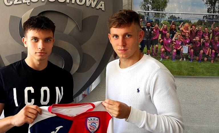 Mateusz Bieniek i Jakub Sinior podpisali kontrakty ze Skrą