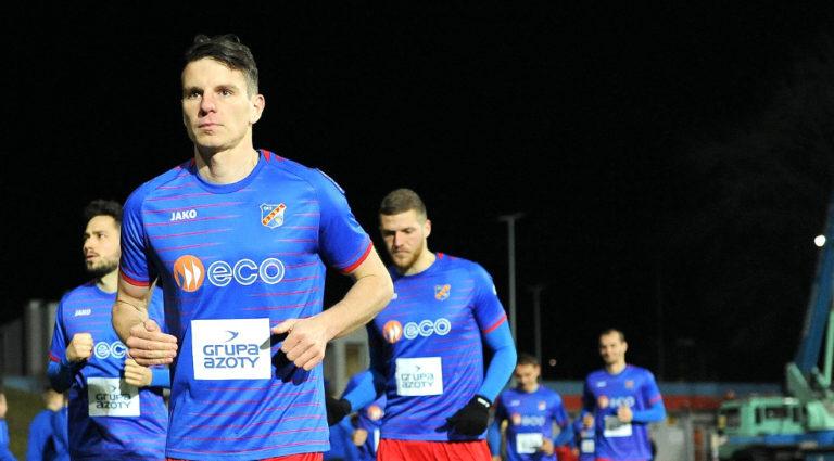 Kolejne wzmocnienie Skry: pozyskaliśmy pomocnika z doświadczeniem w I lidze