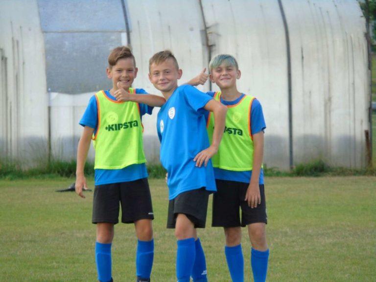 Podsumowanie tegorocznej edycji Obozu Piłkarskiego – Miętne 2019
