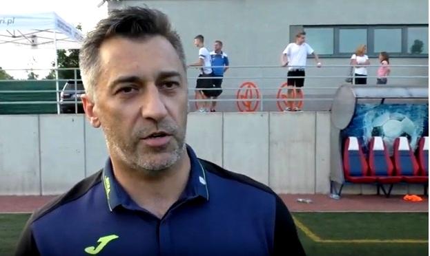 Prezes Artur Szymczyk o meczu ze Stalą i pierwszej rundzie sezonu