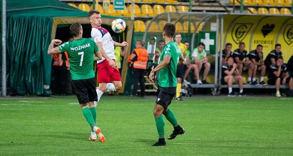Skrót z meczu GKS Katowice – Skra Częstochowa