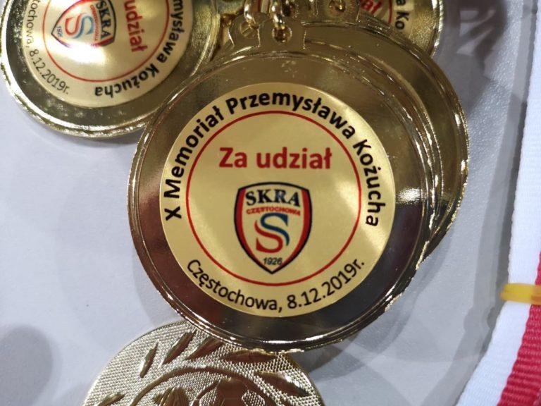 X Memoriał Przemysława Kożucha za nami