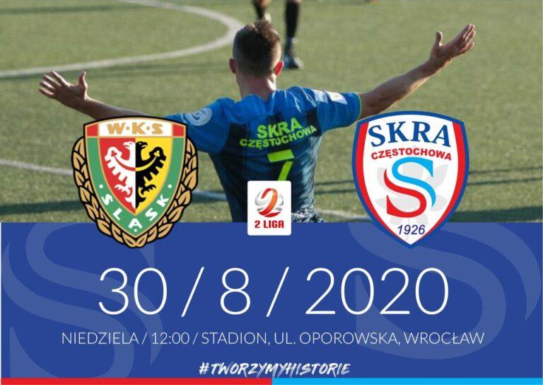Zacząć lepiej niż ostatnio – zapowiedź meczu Śląsk II – Skra