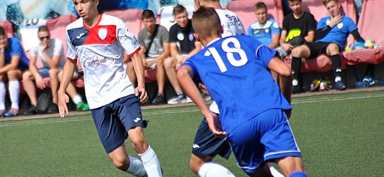 Skra U-19 Częstochowa : Olimpia Truskolasy  3 – 1