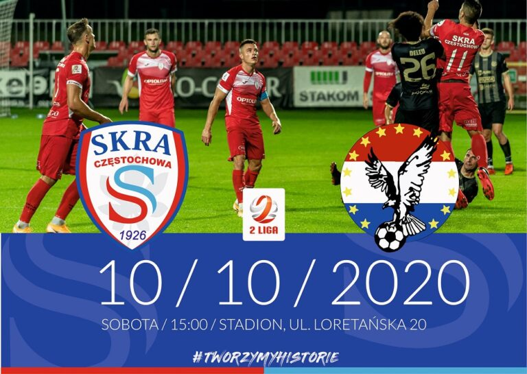 SkraTV: Skrót meczu Skra Częstochowa – Sokół Ostróda