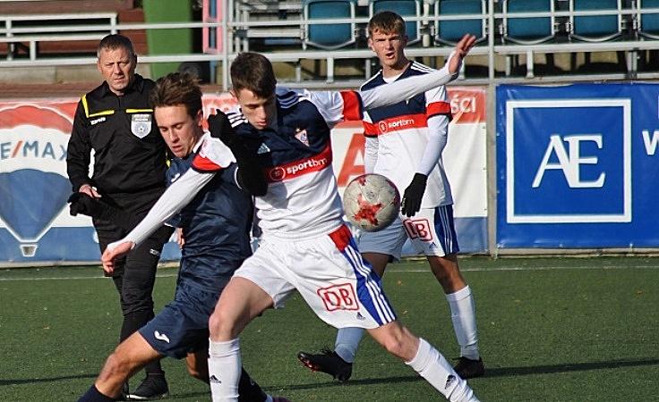 U-19: Cenne zwycięstwo z Górnikiem Zabrze