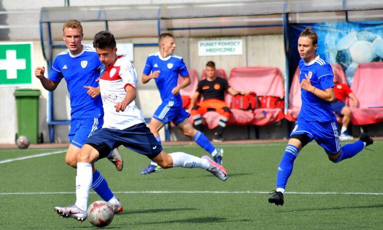 Młodzież na finiszu rozgrywek – podsumowanie ligowego weekendu